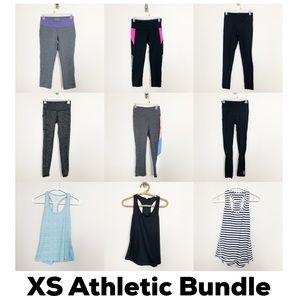 9 Item Athletic Bundle Size XS #2307